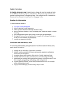 English Curriculum and worksheet.doc
