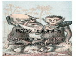 power point on sexual selection
