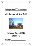 Fairgrounds - additional topic - pupil booklets.doc