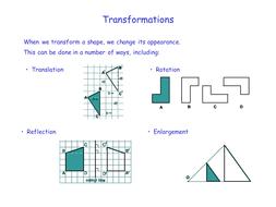 Level 5 - Transformations