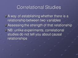 Power point on correlation