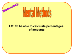 3 Mental Percentages.ppt