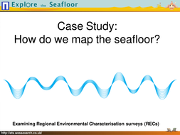 How do we map the seafloor.ppt