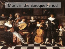 Baroque Music Presentation