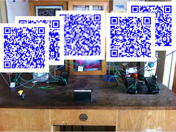 QR Codes and the National Grid