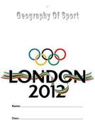 Olympics Booklet
