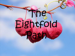 The Eightfold Path ppt.ppt