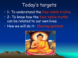 Four noble truths ppt.ppt