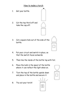How to make a torch.doc
