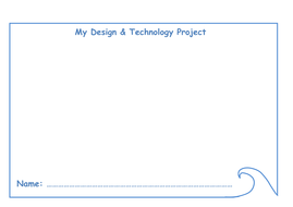 Project booklet.doc
