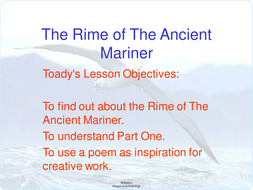 rime of the ancient