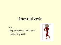 Powerful Verbs.ppt