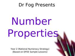 Y2-11-Spring-Number-Properties.ppt