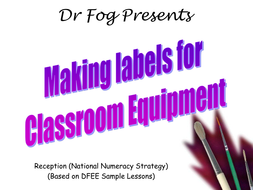 FREE Maths PowerPoint Lessons for Reception students (Autumn and Spring  Term)