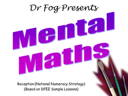 free maths powerpoint lessons for reception students autumn and