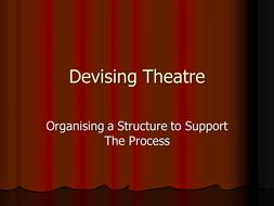 Devising Theatre Power Point.ppt