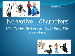 Narrative (2) - Identifying Characteristics