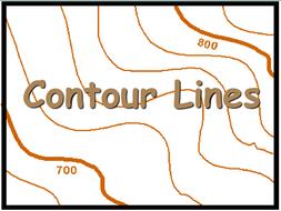 Lesson 4 Contour Lines.ppt