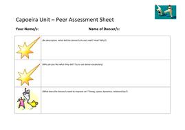capoeria peer assessment sheet.doc