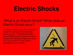 Electric Shocks.ppt