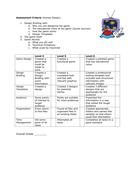Assessment Criteria Games Design.docx