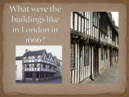 What were the buildings like in London in.pptx
