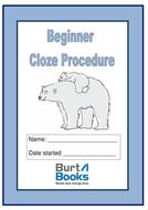 Cloze Procedure Comprehension Exercises