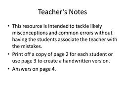 Bob's ratio homework
