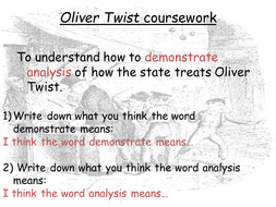 differentiated oliver twist lessons by chocolateteacher teaching education worksheet docx how does the state treat oliver essay preperation ppt