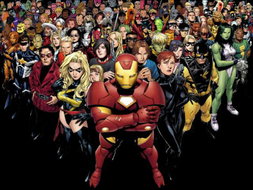 Superhero Project (Key Skills)