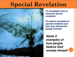 The existence of god and revelation ppt video online download.