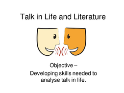 Talk in Life.ppt