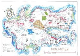 Katie Morag Isle of Struay Grid Referencing Y2