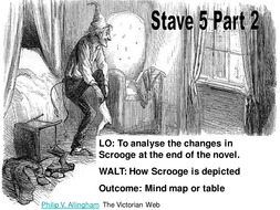 Stave 5 Part Two ' A Christmas Carol'