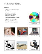 Inventions from the 80s.doc