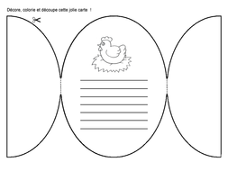 easter card templates by tinycowboy teaching resources tes