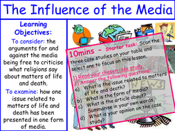 L6 The Influence of the Media.pptx