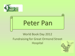 Peter Pan & Great Ormond Street Hospital 2012.pptx