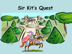 Sir Kit's Quest- introduction.ppt