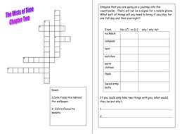 Mists Crossword chapter two.doc