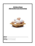 Eggs theory for GCSE Year 10