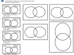 Venn diagrams worksheets by cathyve teaching resources tes venn diagrams worksheets ccuart Image collections