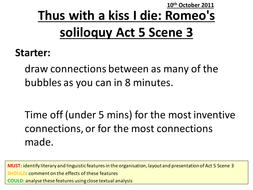 romeo and juliet act 3 summary