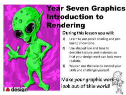 Rendering Exercise By Mikeyscreen64 Teaching Resources Tes