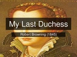 My Last Duchess.ppt