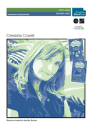 Cressida Cowell video and resources