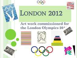 Olympic Art Work London 2012