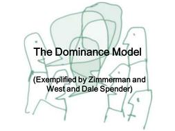 The Dominance Model.ppt
