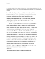creative writing for year 7-lesson 6