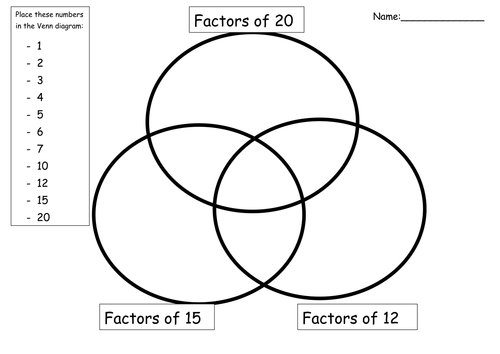 Factors And Divisibility Worksheets & divisibility rules ...